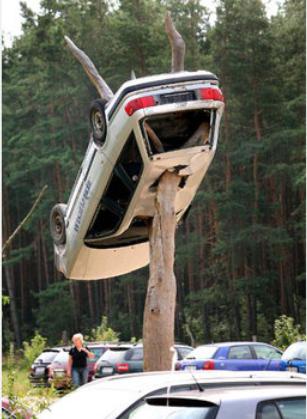Tuningclub.de berichtet: Die kuriosesten Autounfälle | tuningclub.de